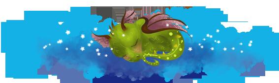 frise dragon